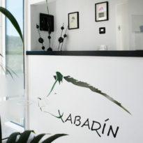 Albergue Xabarín - RECEPCIÓN. Abadín (Lugo). Camino de Santigo